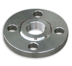 Jinan Hyupshin Flanges Co., Ltd, Flanges Manufacturer, Exporter, DIN2565, DIN2566 Threaded Flanges